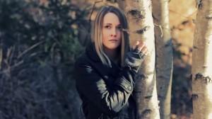"Brittney Jean Blake as ""Eve"""